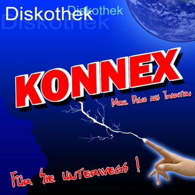 Mobile Video Disco KONNEX aus Zwickau