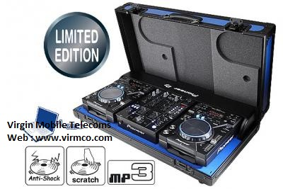 2x pioneer  CDJ 400 + DJM 400 + FLIGHT CASE PIONEER € 900