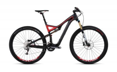 VERKAUFEN: SPECIALIZED S-WORKS STUMPJUMPER FSR CARBON 29