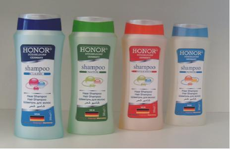 Schampoo Honor 300 ml