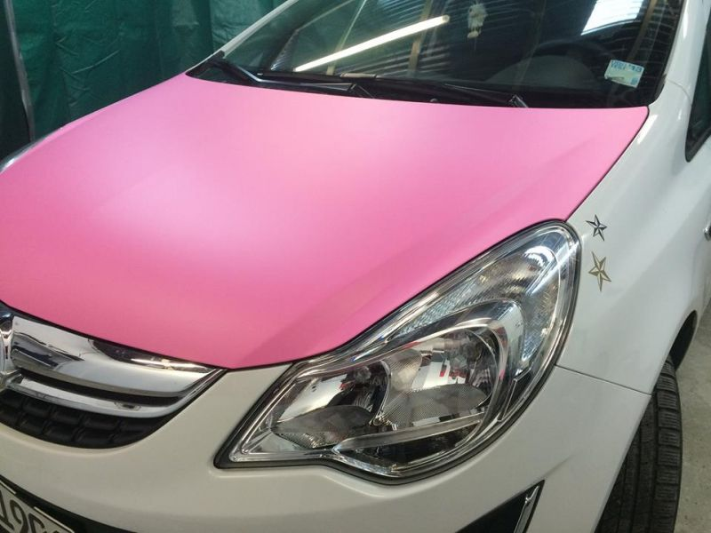 Car wrapping - Folierung - Firma LEON KFZ Folien