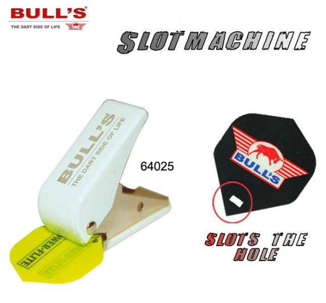 Bull`s Slotmachine Flightlocher Slot-Lock