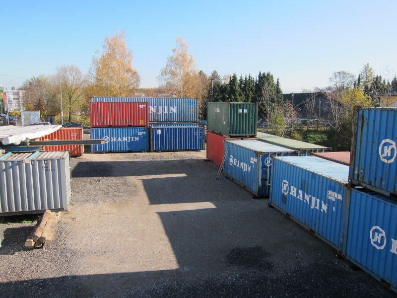 Seecontainer / Lagercontainer