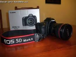 Brand New Canon EOS 5D Mark II 21MP DSLR Camera+with 24-105mm IS L Lens