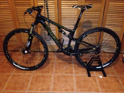 2012 Specialized S-Works Stumpjumper FSR Carbon 29