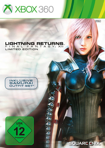 Final Fantasy XIII Lightning Returns XBOX 360 FF13 13 L. R. NEU