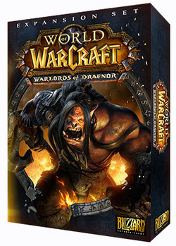 World of Warcraft Warlords of Draenor WoW WoD günstg kaufen PC