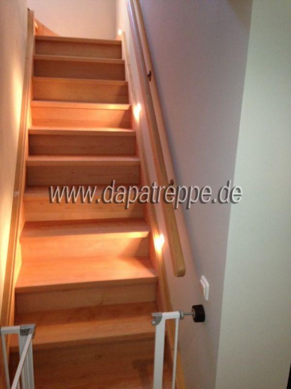 holztreppe treppe aus holz beste qualit t aus polen. Black Bedroom Furniture Sets. Home Design Ideas