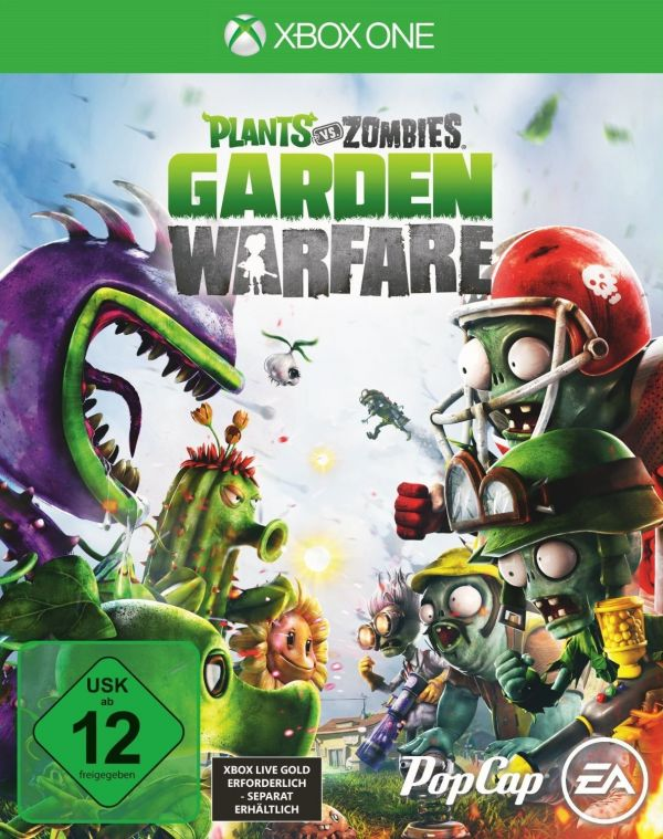 Plants vs Zombies Garden Warfare XBOX ONE günstig kaufen