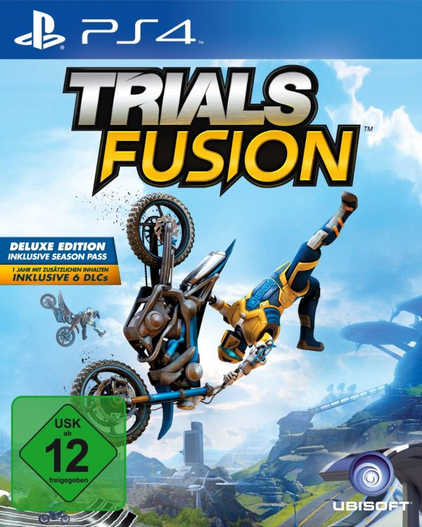 Trials Fusion Deluxe Edition inkl. Season Pass PS4