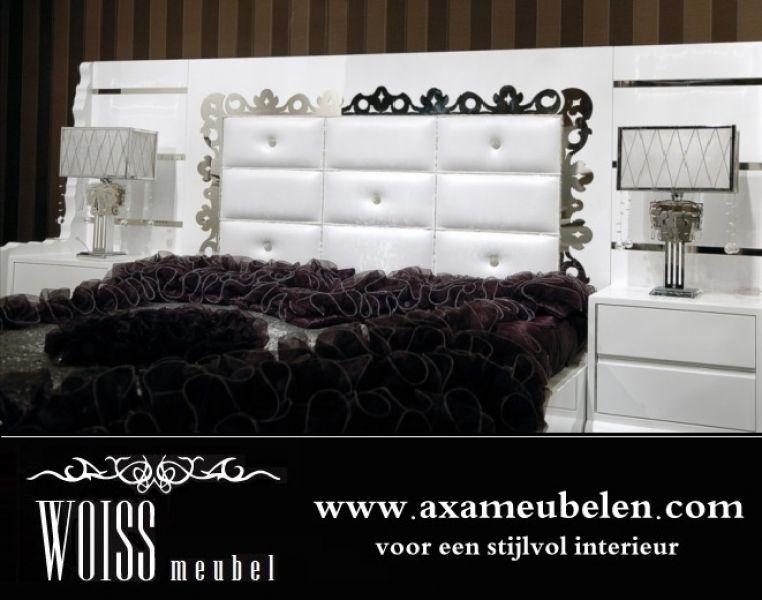 Modernes Komplett Schlafzimmer Stilmöbel WOISS Möbel angebote
