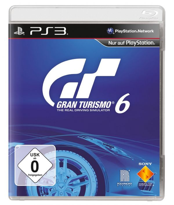 Gran Turismo 6 Bonus Edition Playstation 3 PS3 Original + NEU