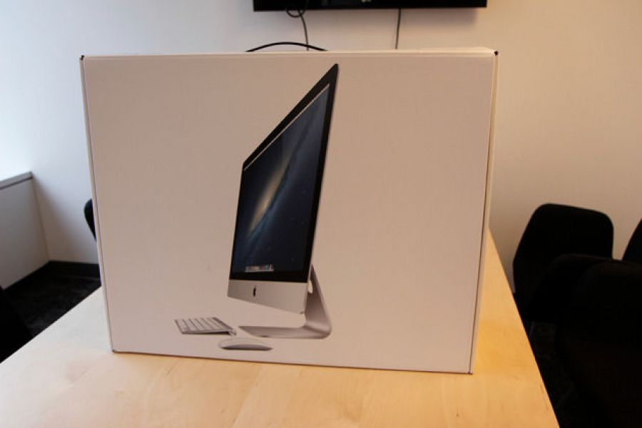 IMac 27 Zoll 5k Display 1TB 3.5GHz Core i5