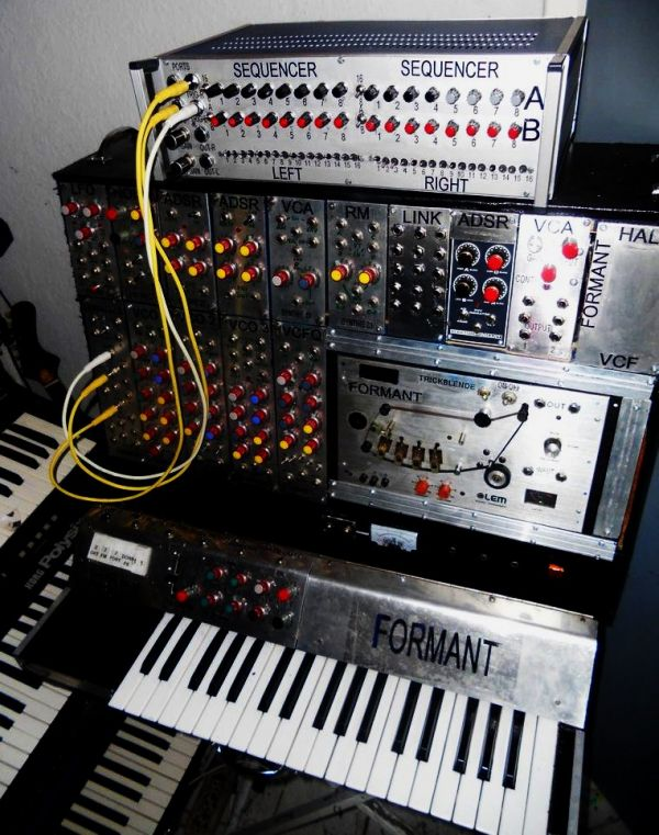 Suche Analog Synthesizer