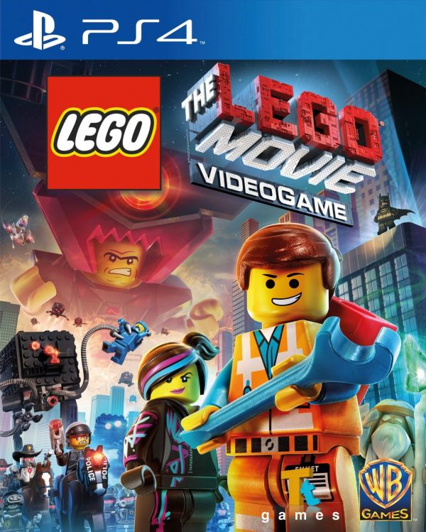 The LEGO Movie Videogame PS4 Playstation 4 günstig kaufen